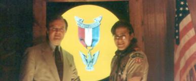 Steve's Eagle Scout Banquet