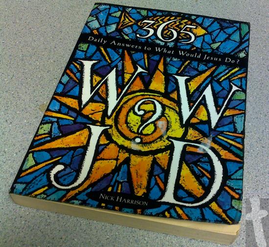 WWJD Book