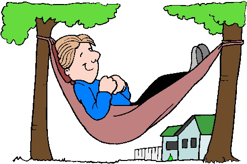 Sleeping Clipart
