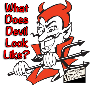 What does the devil look like?