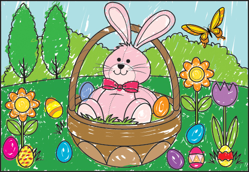 Truth about the Easter Bunny & Easter Eggs - Did you know that the Easter Bunny and Easter Eggs promoted a goddess. Both of these gave honor to Ēostre or Ostara, this came about in the 8th Century. She is a German-made up false god, since we know that our Heavenly Father in Heaven is the only God.