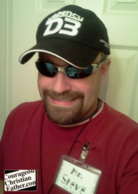 Mr. Steve, Agency D3 Youth Cadet Supervisor, Piedmont Baptist Church