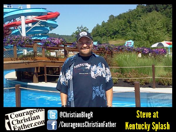 Steve at Kentucky Splash
