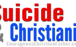 Suicide & Christianity