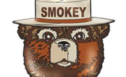 Smokey the Bear celebrates his birthday