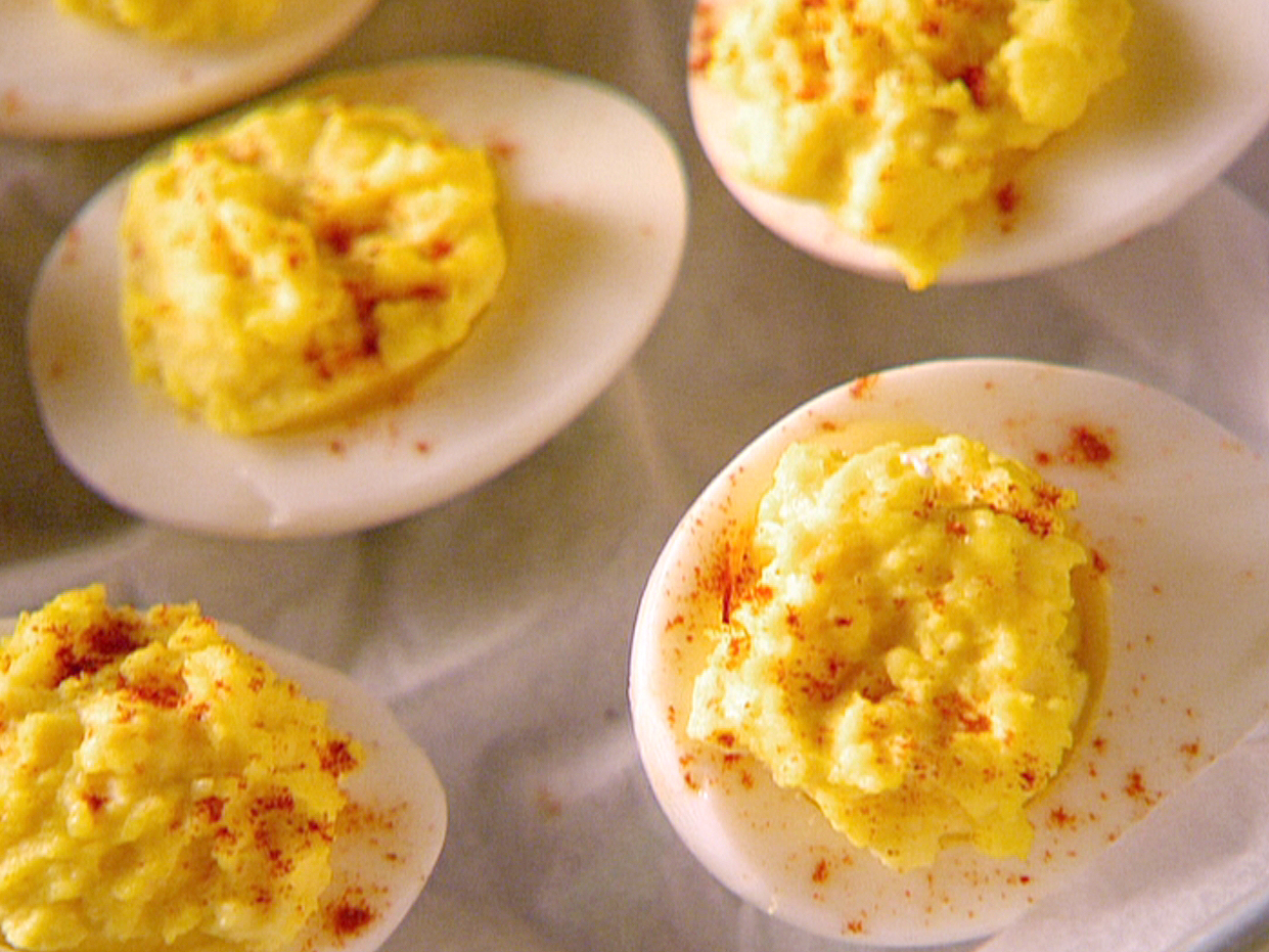 Deviled Eggs Recipe — Dishmaps