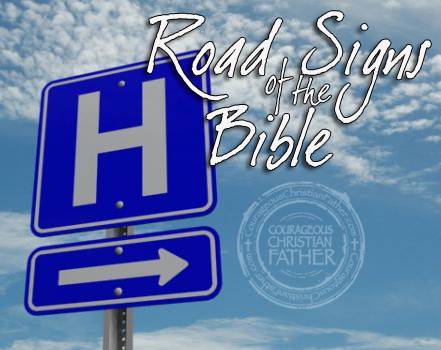 Road Signs of the Bible - Hosptial
