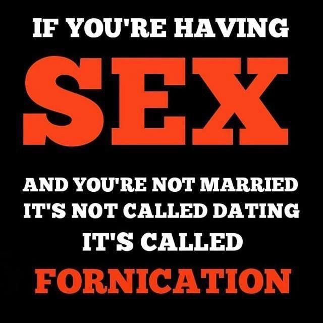 sex fornication