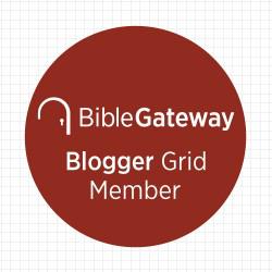 BibleGateway Blogger Grid Member (bgbg2)
