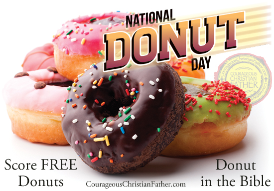National Donut Day #NationalDonutDay #DonutDay