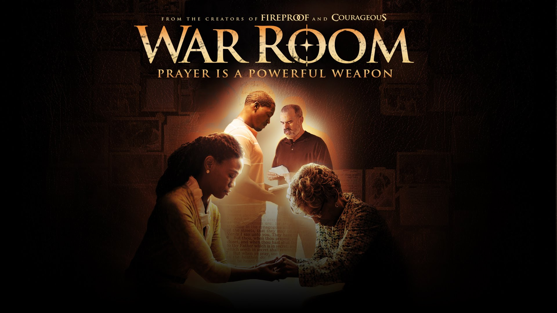 Book Called War Room