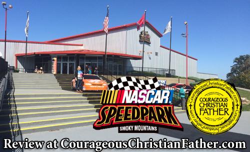 Smoky Mountain NASCAR Speedpark Review