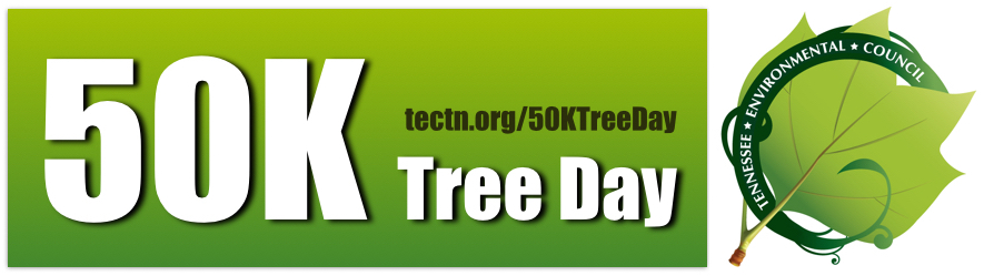 50K Tree Day logo