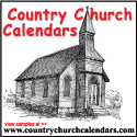 Country Church Calendars