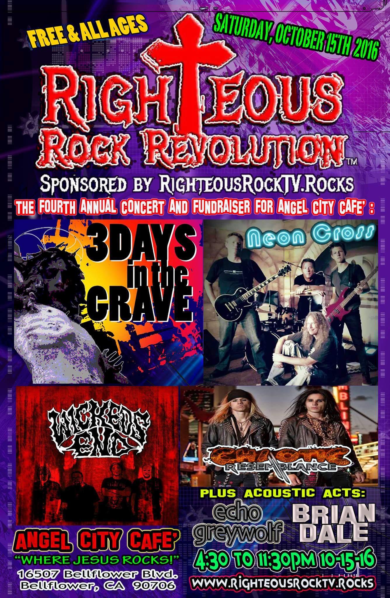 Righteous Rock Revolution