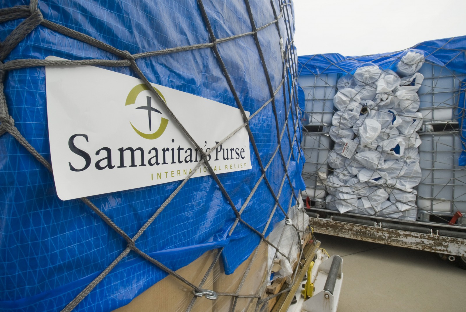 Samaritan's Purse is an international Christian relief organization working in more than 100 countries to provide aid to victims of war, disease, natural disaster, poverty, famine and persecution.