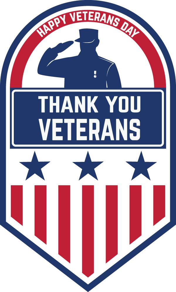 Happy Veterans Day Thank You Veterans