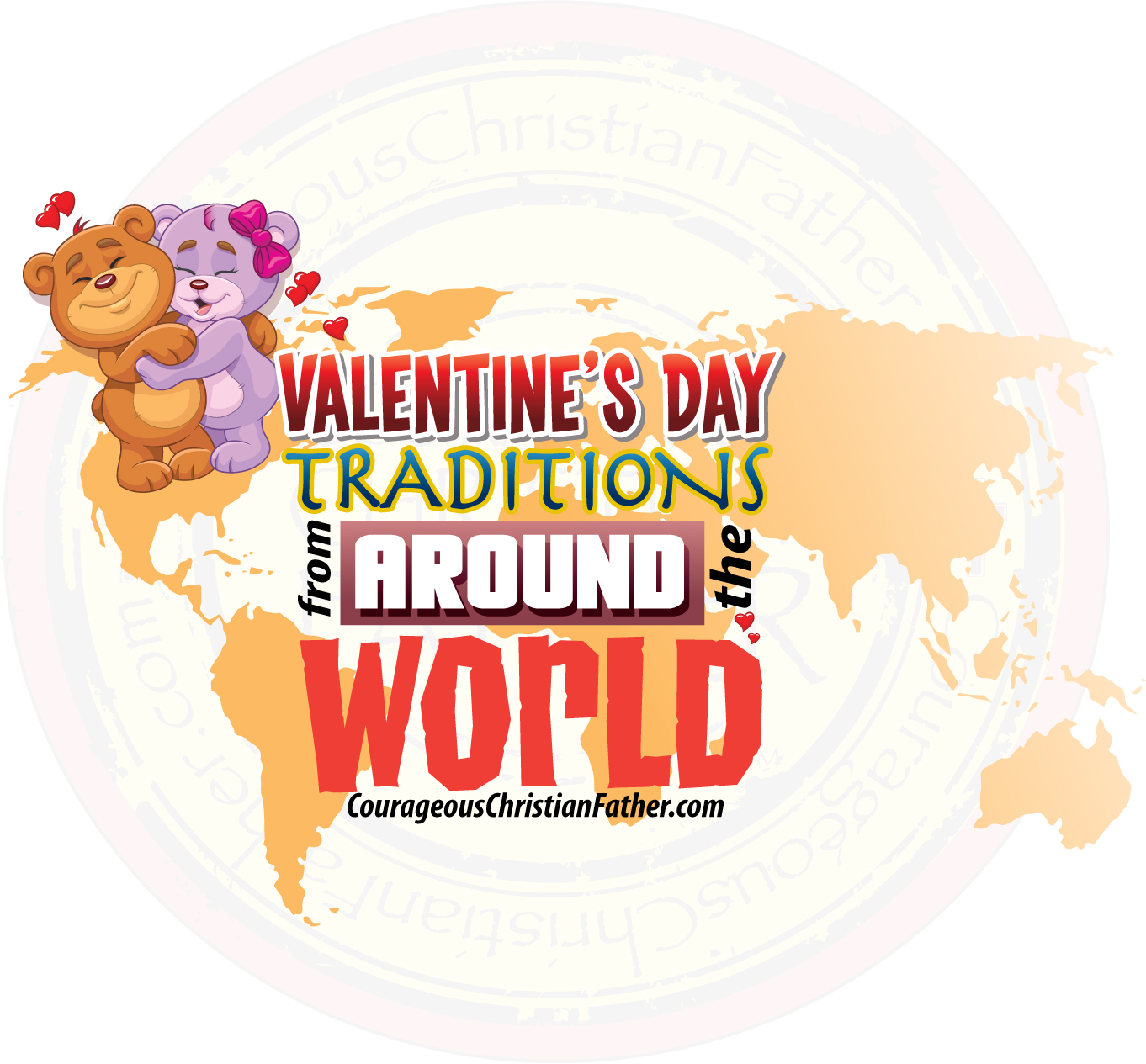 Valentine's Day Traditions from around the world - Valentine's Day is celebrated across the globe. Come Valentine's Day, candy, flowers and other gifts are exchanged between sweethearts in one of the many traditions associated with the holiday.
