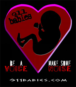 911 Babies make some noise #911Babies #Abortion