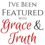 Featured on Grace & Truth