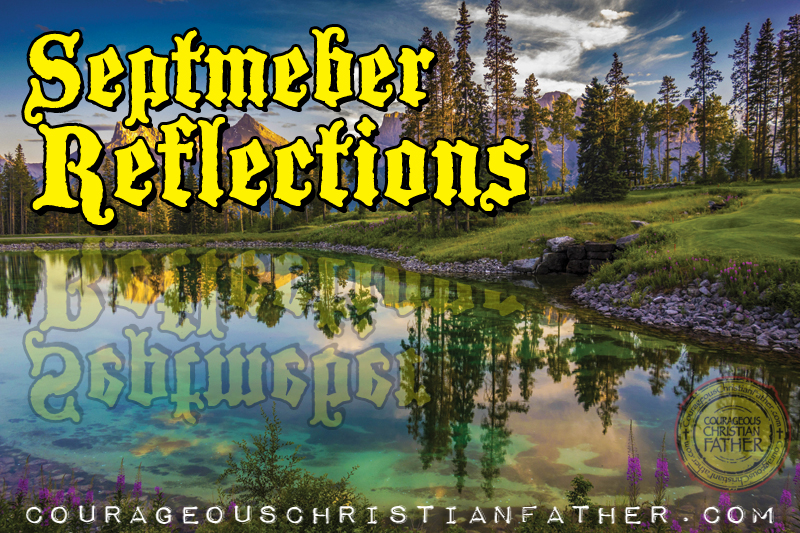 September Reflections 2017