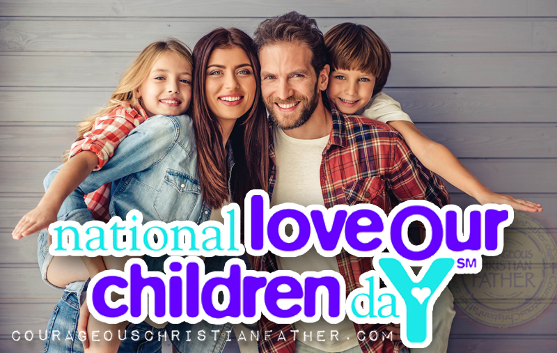 National Love Our Children Day