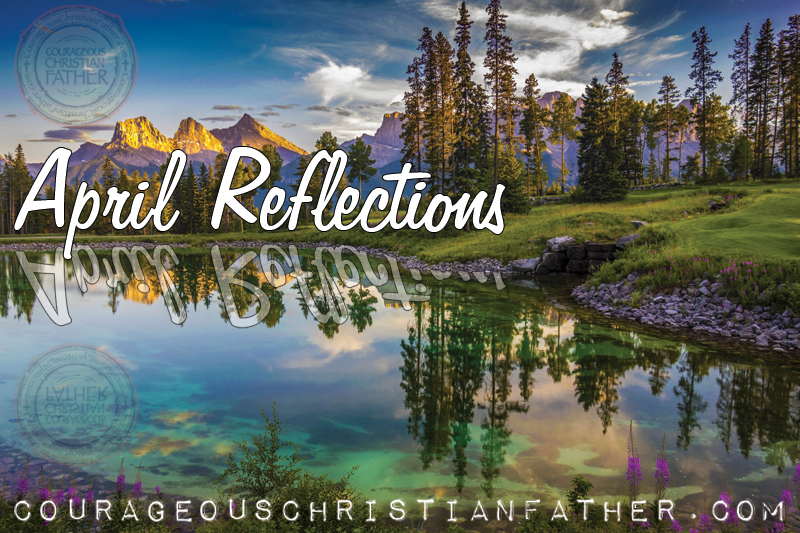 April Reflections 2018