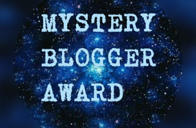 Mystery Blogger Award