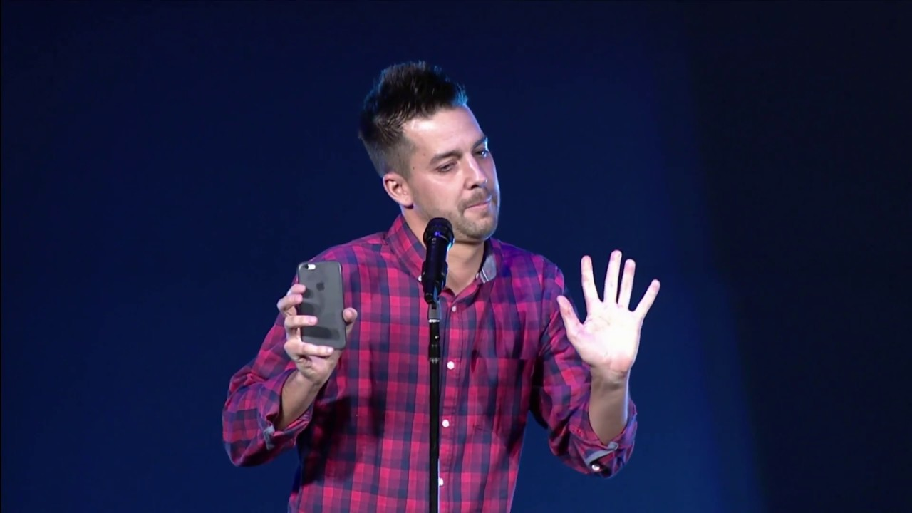 Christian Comedian, John Crist cancels his tour due to sexual misconduct