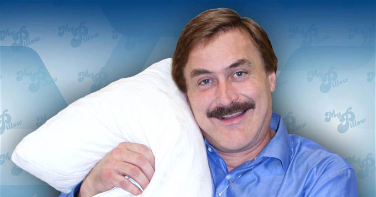 Mr. Pillow gifts 1 Million To Pro-Life Film - Mike Lindell, the inventor of My Pillow will donate his money to help fund the new movie Unplanned. #UnPlanned #MyPillow