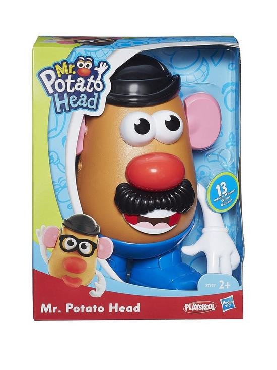 National Mr. Potato Head Day - That fun face changing toy has its own day. #MrPotatoHead #MrPotatoHeadDay