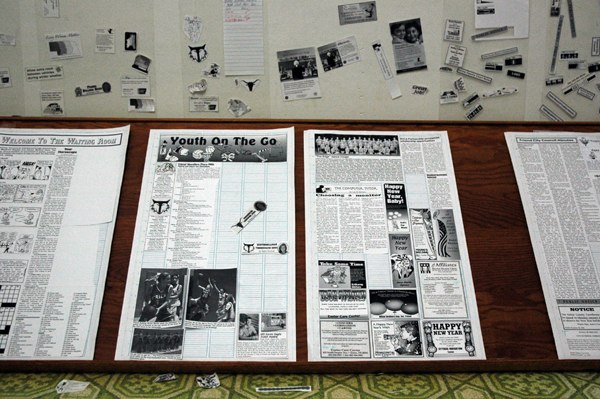 Paste Up Day - Creative commons photo by limonada on Flickr