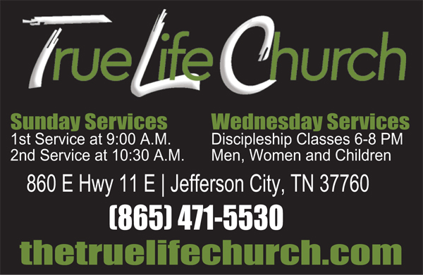 True Life Church Jefferson City, TN