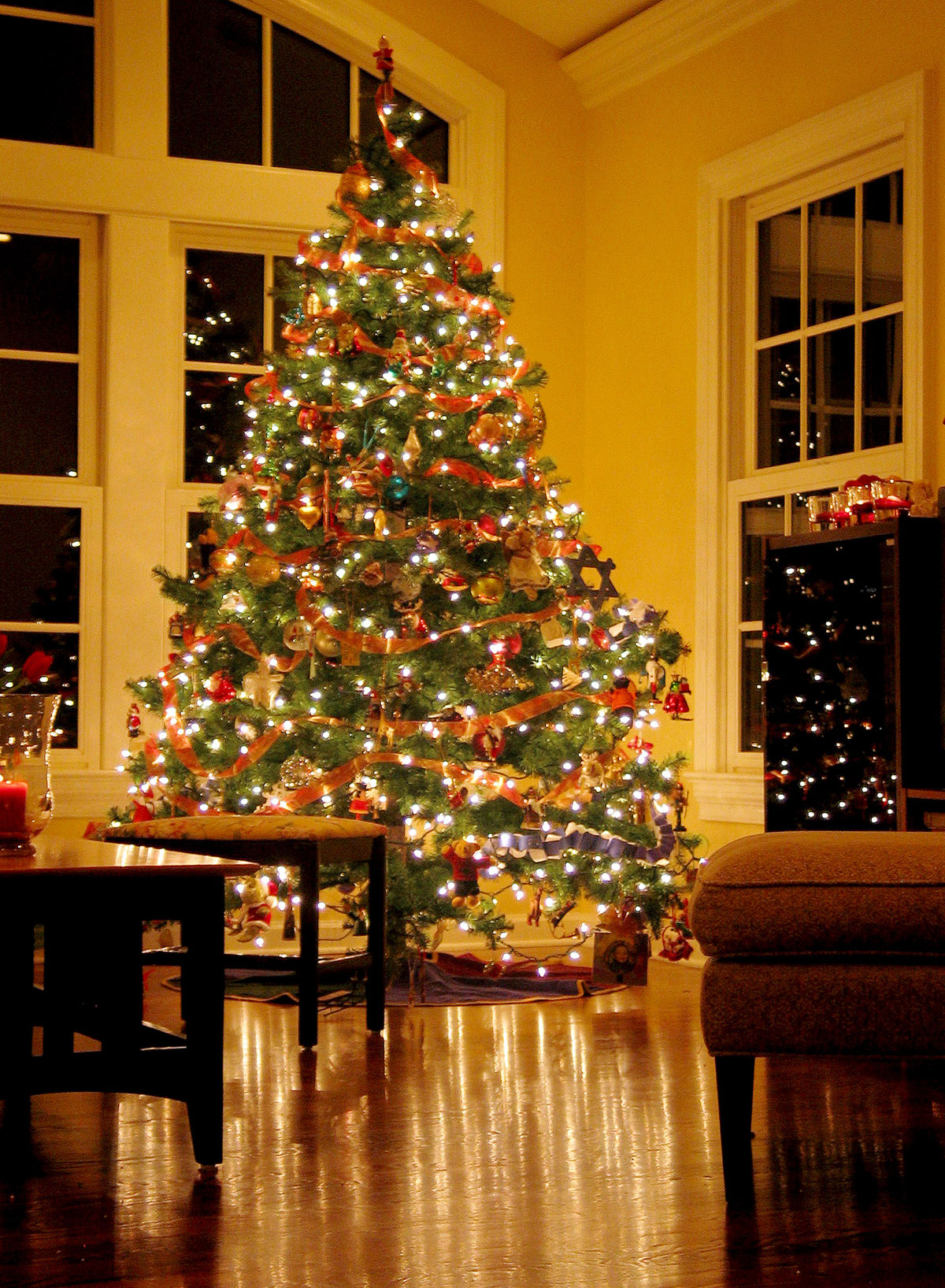 National Christmas Tree Day - day for the beloved Christmas Tree that we put up and decorate. #ChristmasTree #ChristmasTreeDay