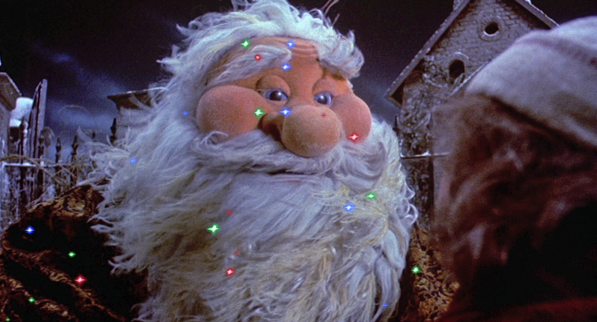 The Ghost of Christmas Present - In A Christmas Carol by Charles Dickens the character, Scrooge was visited by three Christmas ghost. The Past, Present and Future.