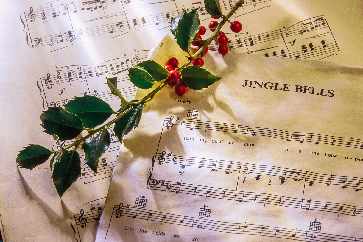 "Christmas carol spotlight: Jingle Bells - ""Jingle Bells"" is a popular Christmas tune that many celebrants might be surprised to learn is more than 150 years old. #JingleBells"