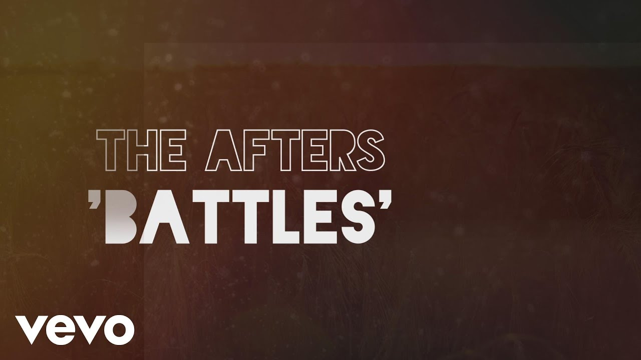 Battles by The Afters is this Week's Christian Music Monday. #Battles #TheAfters