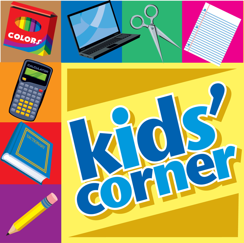 Kids' Corner Printable