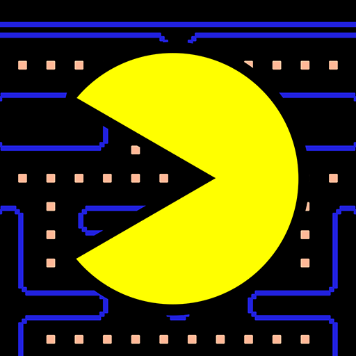 Pac-Man #PacMan Pac-Man Turns 40