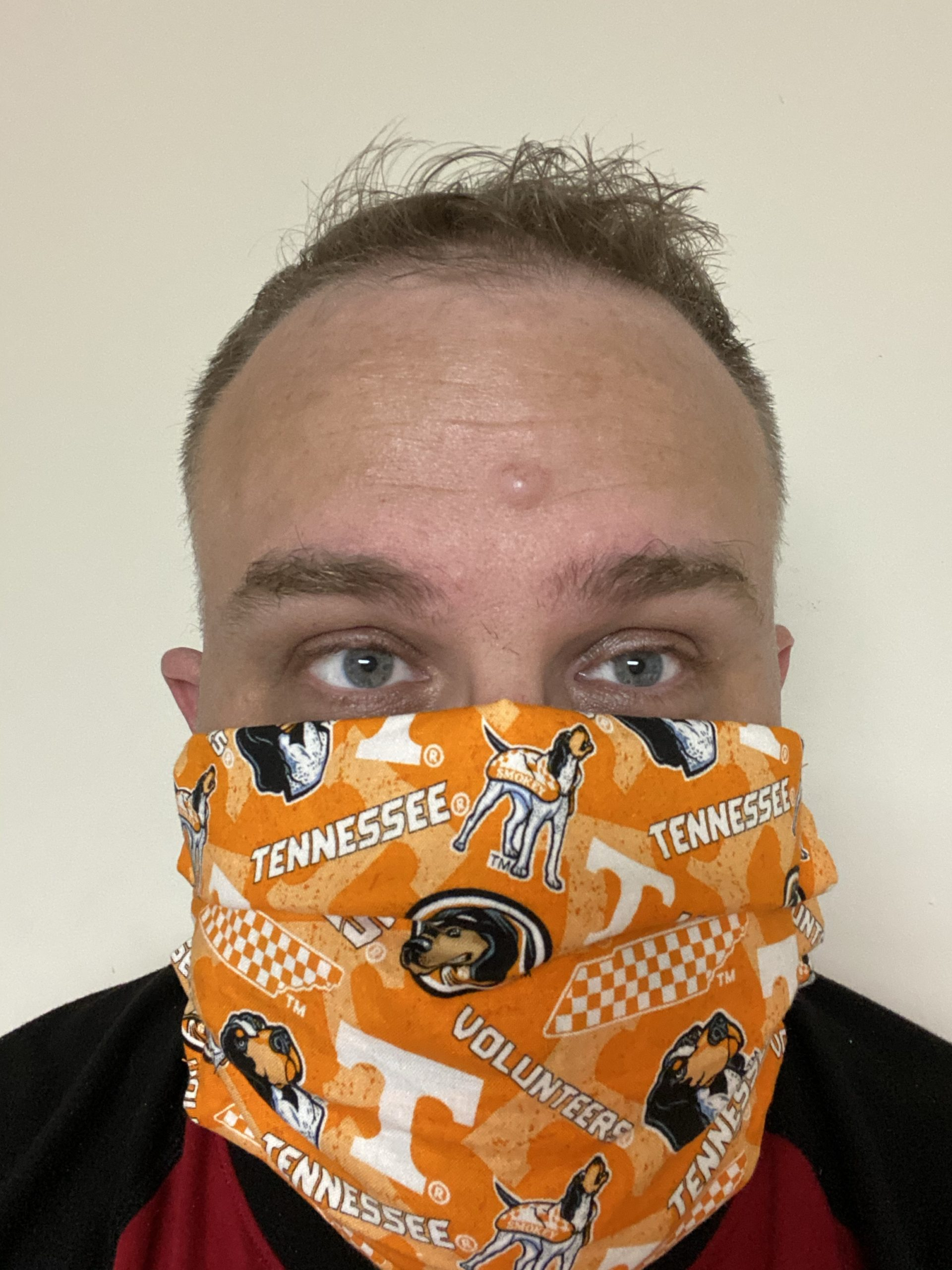 Tennessee Volunteers Face Mask #GoVols #Vols #FaceMask