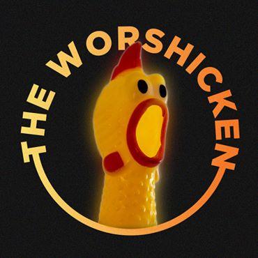 The Worschicken logo