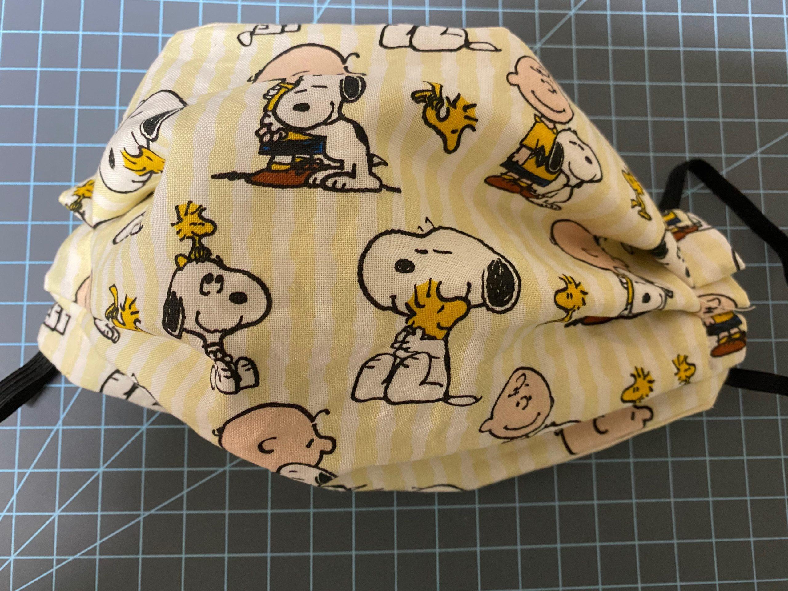 Snoopy Face Masks